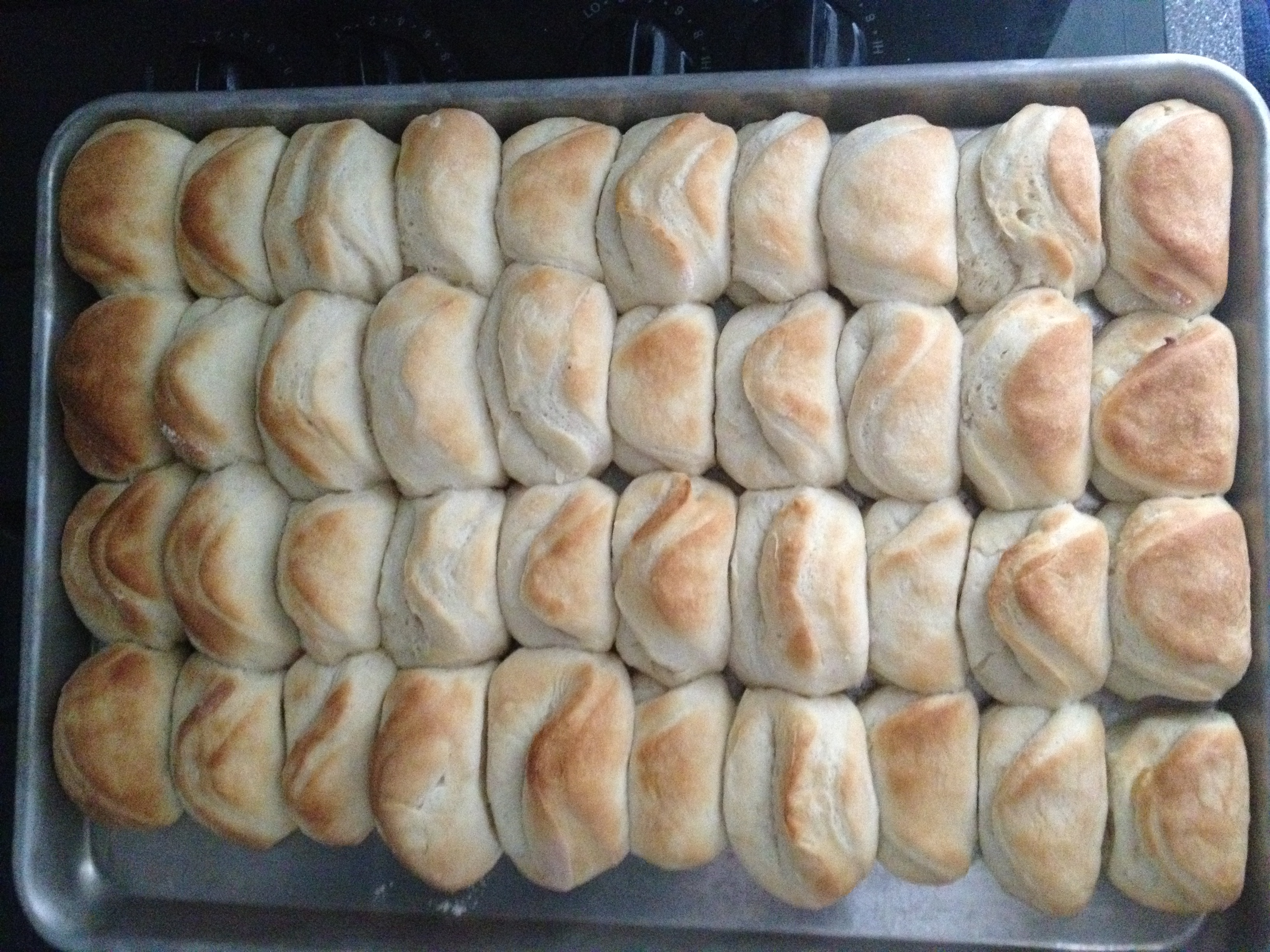 Grandmother Sarah's Rolls